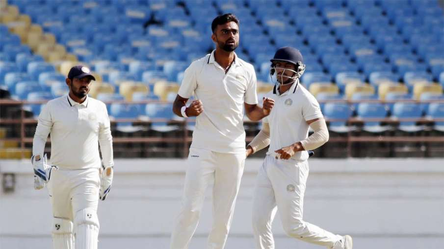 Ranji Trophy Finals: Saurashtra win their first title by defeating Bengal- India TV Hindi