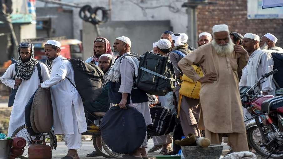MHA blacklisted 960 foreigners linked to Tablighi Jamaat, visas cancelled - India TV Hindi