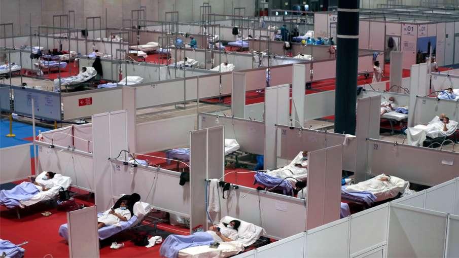 Coronavirus: Death toll worldwide crosses 50,000, crisis deepens in America, Spain- India TV Hindi