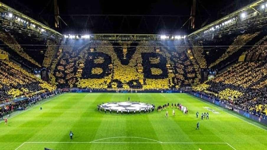 Borussia Dortmund Stadium- India TV Hindi