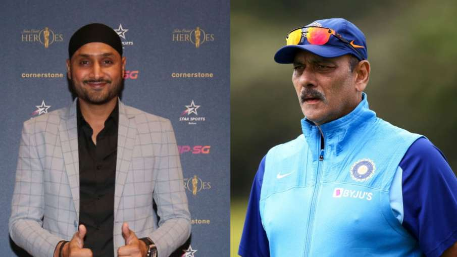 Ravi Shastri and Harbhajan Singh came out in support of Modi in the war against Coronavirus- India TV Hindi