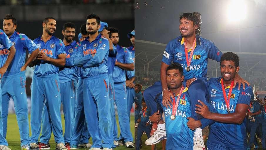 On This Day India vs Sri lanka 2014 T20 World Cup Final Virat Kohli Kumar Sangakara Yuvraj Singh - India TV Hindi