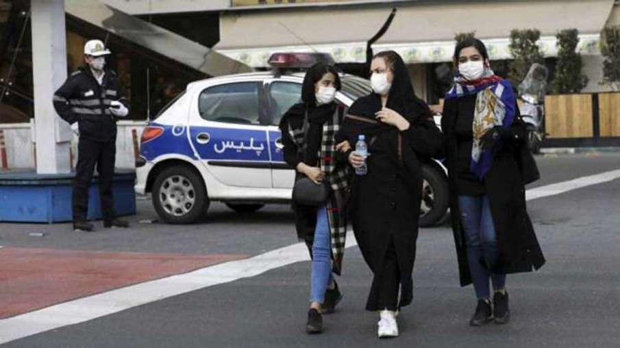 ईरान में Coronavirus से 134 और लोगों की मौत, मृतक संख्या बढ़ कर 3,294 हुई - India TV Hindi