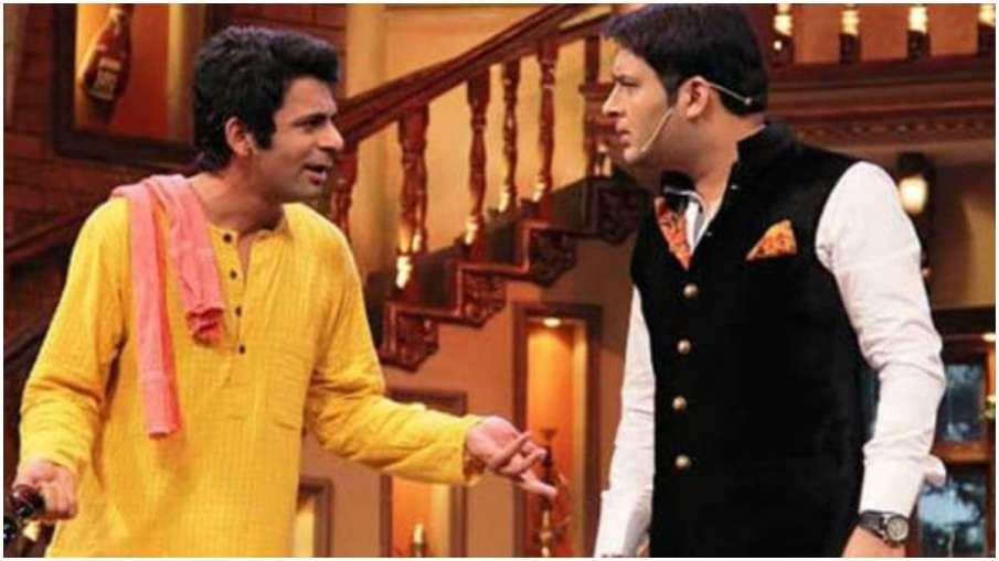 सुनील ग्रोवर, कपिल शर्मा- India TV Hindi