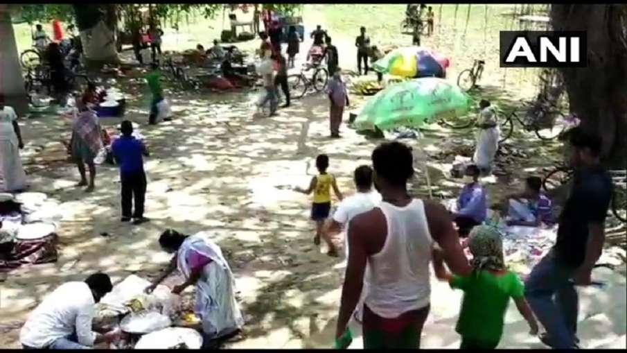 Lockdown के दौरान सजा मेला- India TV Hindi