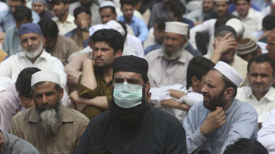 Pakistan, Tablighi Jamaat, Tablighi Jamaat Pakistan, Coronavirus Positive- India TV Hindi