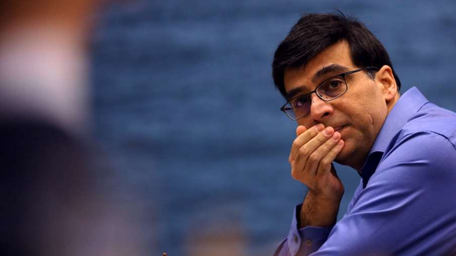 Vishwanathan Anand, Ian Nepomaniacchi, Chess, chess tournament - India TV Hindi