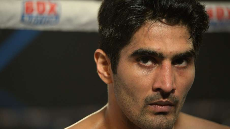 Hopefully I will be back in the ring again in the next two-three months - Vijender Singh- India TV Hindi
