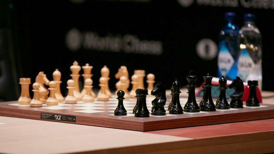 Coronavirus did not affect chess, tournaments are being organized like this- India TV Hindi