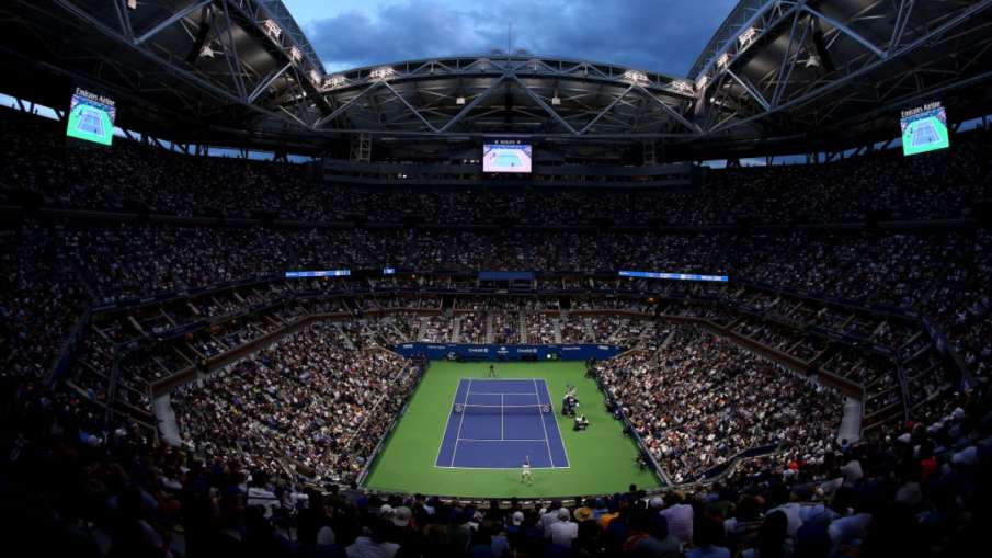 US Open gets the green signal from the government, will be held on time without audience- India TV Hindi
