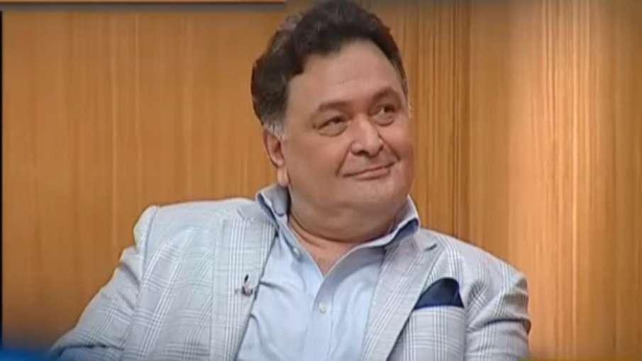 rishi kapoor in aap ki adalat- India TV Hindi