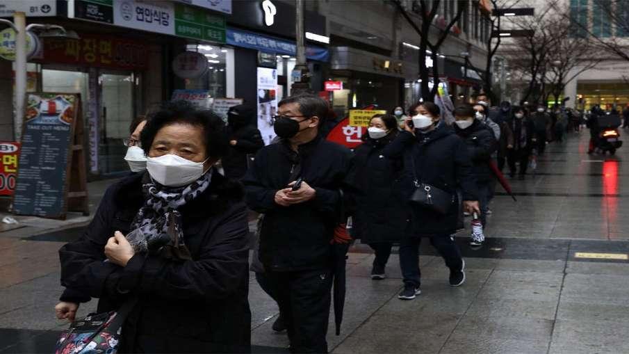 covid-19: South Korea coronavirus cases mount 10,000, China to mourn victims on April 4- India TV Hindi