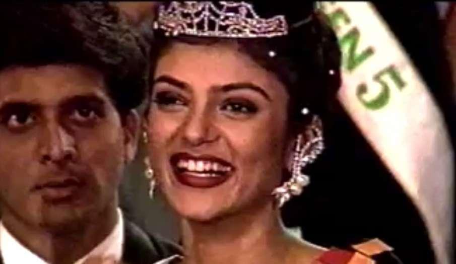 Sushmita sen miss india 1994- India TV Hindi