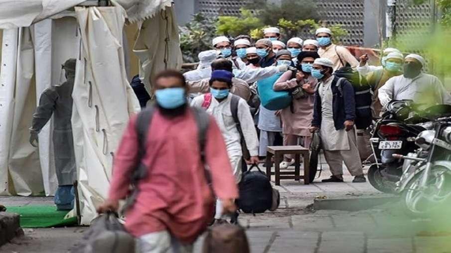 14 राज्यों में तबलीगी जमात के 647 लोग अब तक कोरोना से संक्रमित पाये गये : स्वास्थ्य मंत्रालय - India TV Hindi