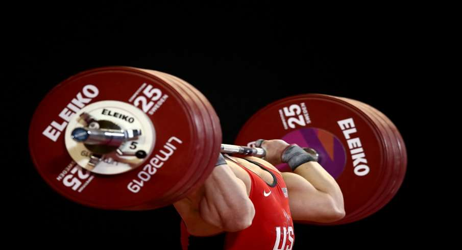 IOC,approves, weightlifting, qualification, system- India TV Hindi