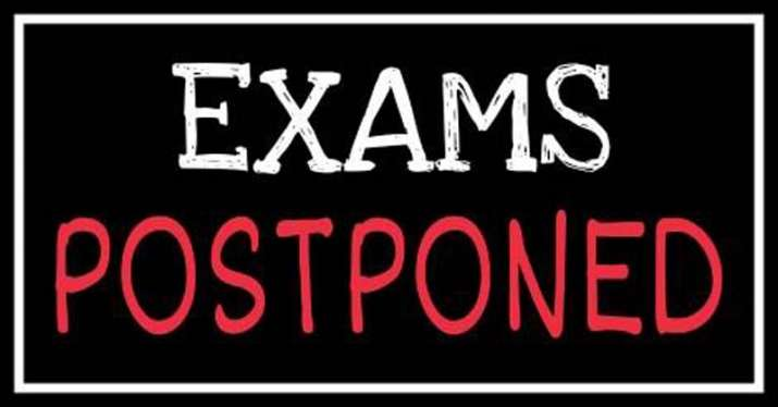 rajasthan ptet schedule 2020 exam postponed- India TV Hindi
