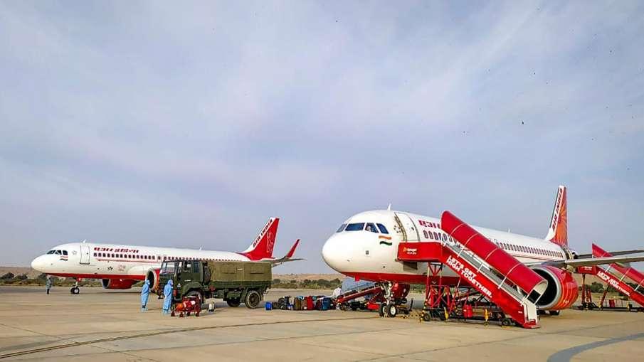 Passenger on board Delhi-Ludhiana flight tests corona positive- India TV Hindi