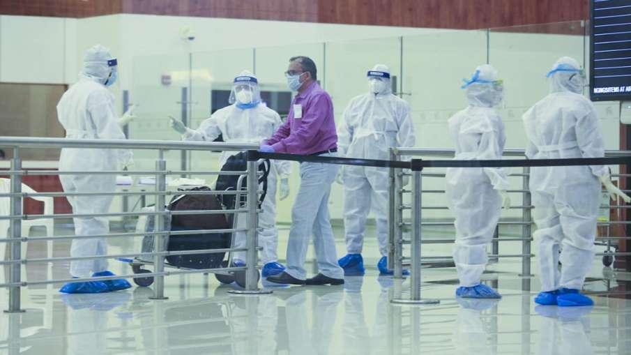 Coronavirus cases in india till 7th May- India TV Hindi