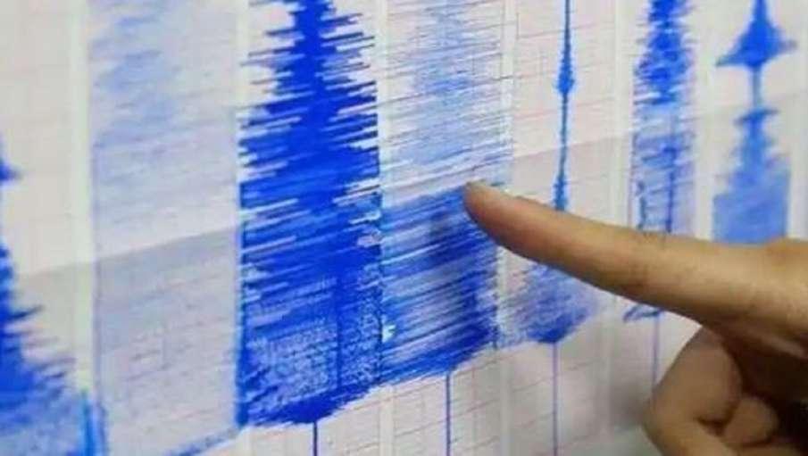 उत्तर-पूर्वी भारत में भूकंप के झटके, धरती के 40 किमी अंदर था केंद्र- India TV Hindi
