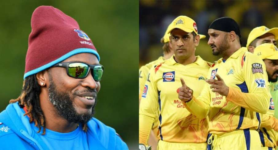 Chris Gayle, Harbhajan Singh, Harbhajan, Gayle, Harbhajan news, Cricket news, india Cricket news, Ha- India TV Hindi