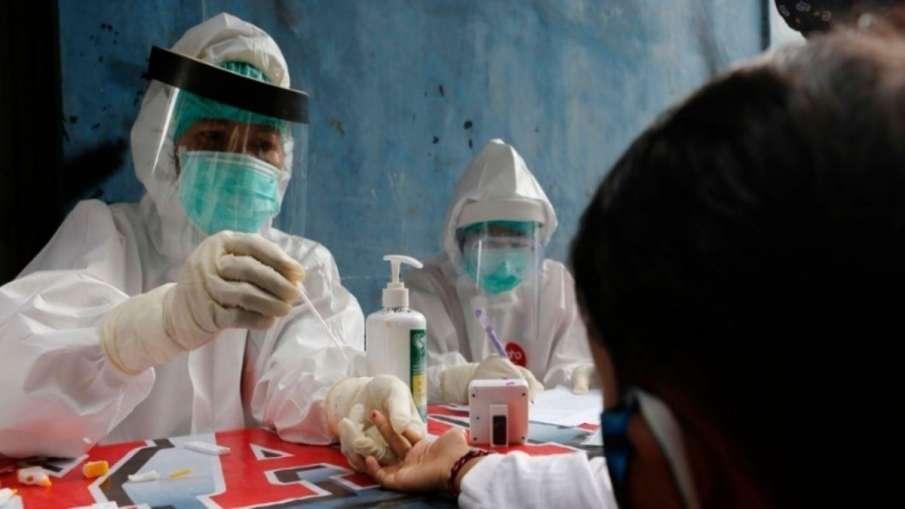 Coronavirus Private Labs Noida, Noida Coronavirus Updates, Coronavirus in Noida- India TV Hindi
