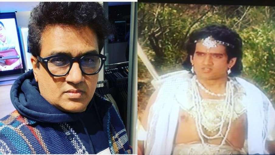 Anu malik brother Daboo malik played young bhishma pitamah role in mahabharat - अनु मलिक के छोटे भाई- India TV Hindi
