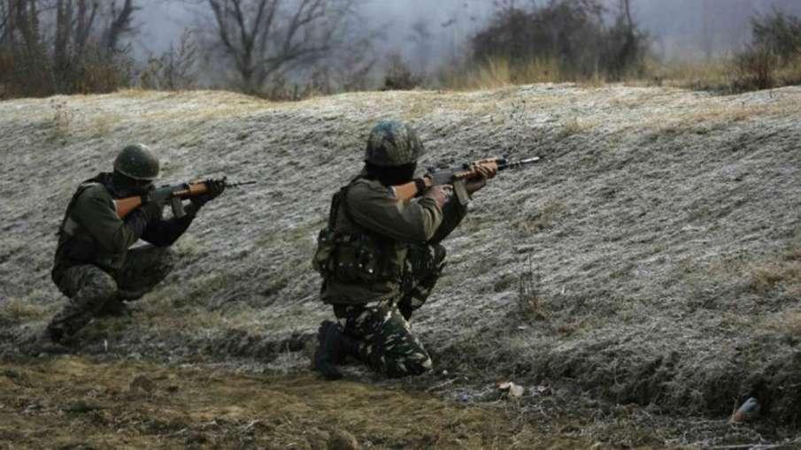 Three Pakistan terrorists killed as Army foils major infiltration bid along LoC in J-K's Rajouri- India TV Hindi