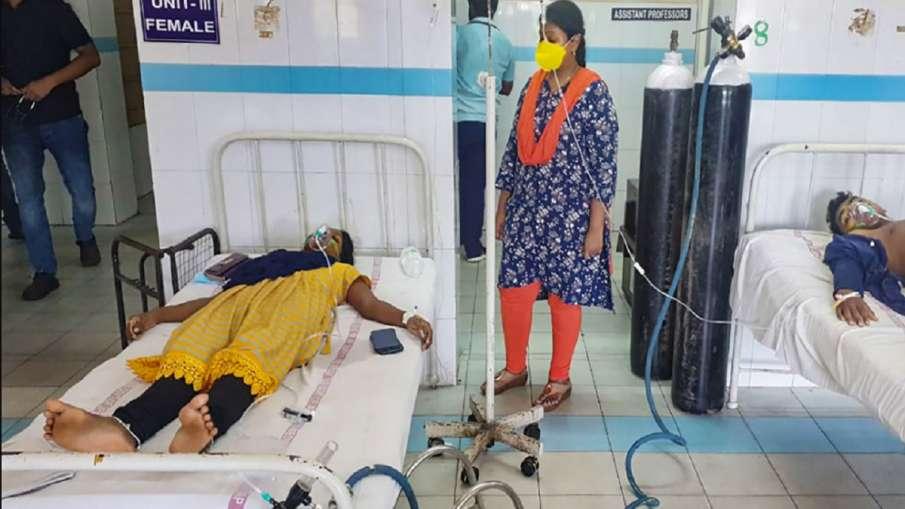 विशाखापत्तनम में गैस रिसाव से 11 लोगों की मौत, 1000 लोग प्रभावित : सरकार - India TV Hindi