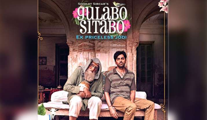 gulabo sitabo trailer- India TV Hindi