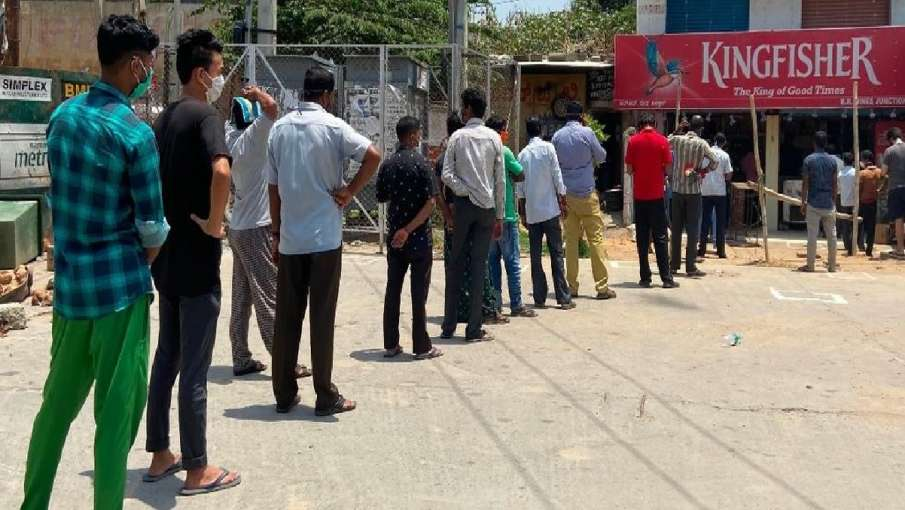 टोकन के जरिए दिल्ली में कैसे खरीद सकते हैं शराब? सरकार ने जारी किया वेब लिंक  - India TV Hindi
