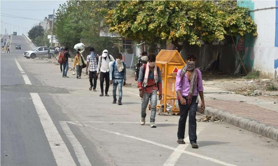 बेरोजगार हुए श्रमिकों को मनरेगा के तहत काम देने की संभावनाएं तलाशेगी राजस्थान सरकार- India TV Hindi