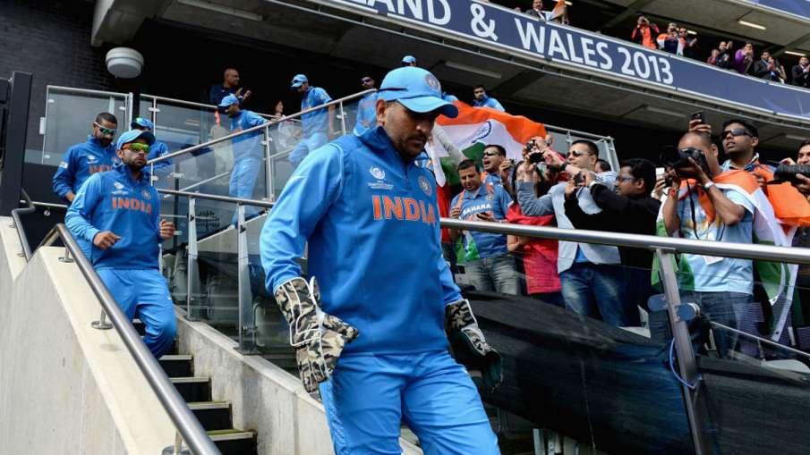 ms dhoni angry on virat kohli and rohit sharma in match against pakistan- India TV Hindi