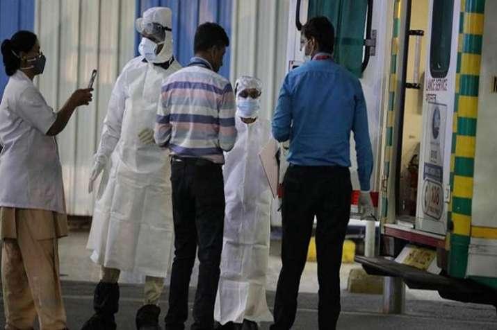 महाराष्ट्र में EPF कर्मी की Coronavirus से मौत, यूनियन ने प्रबंधन को ठहराया जिम्मेदार- India TV Hindi