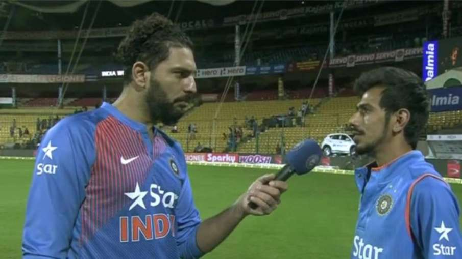 Yuvraj Singh Rohit Sharma Suresh Raina Yuzvendra Chahal Weeding Tips- India TV Hindi