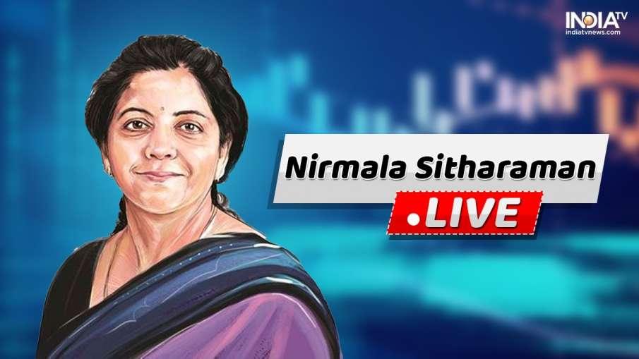 Live Streaming Nirmala Sitharaman Press Conference: watch online 20 lakh crore economic stimulus 20 - India TV Hindi