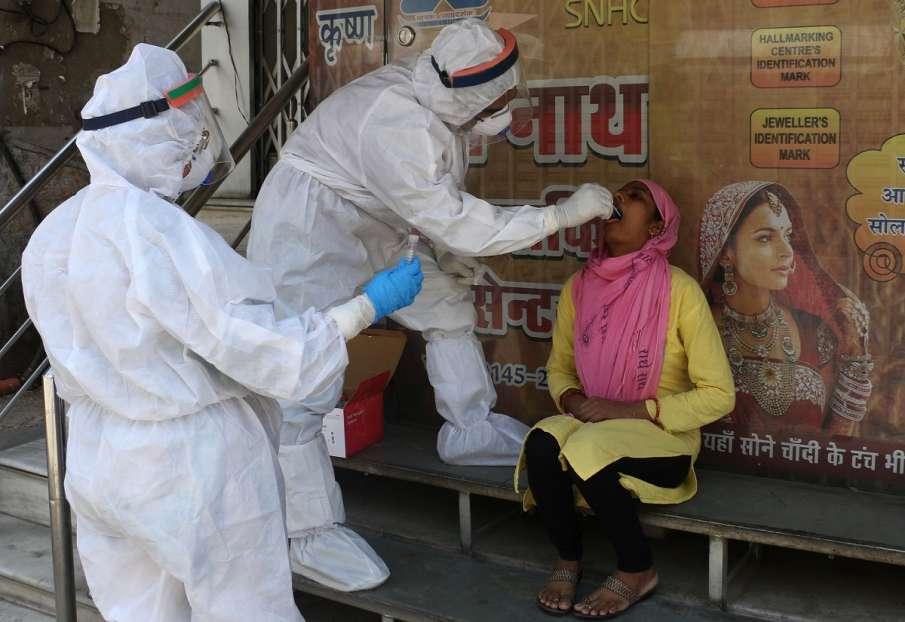 Coronavirus cases in Ghaziabad till 7th May- India TV Hindi