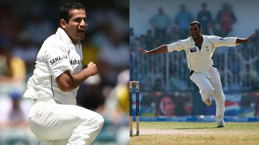Irfan Pathan and Shoaib Akhtar- India TV Hindi