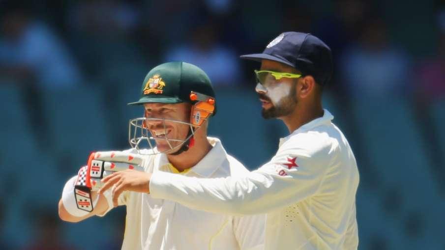 Virat Kohli aggression, India vs Australia, David Warner, India tour of Australia- India TV Hindi