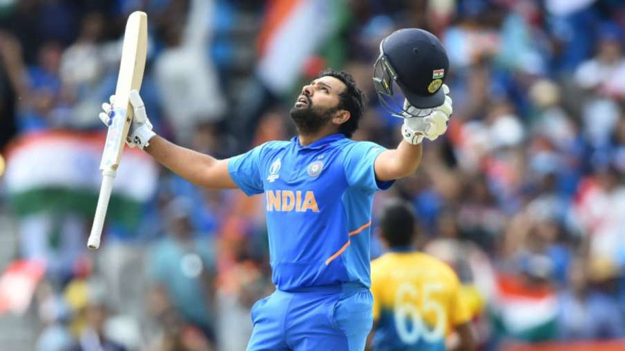 Rohit Sharma expressed his gratitude after being...- India TV Hindi