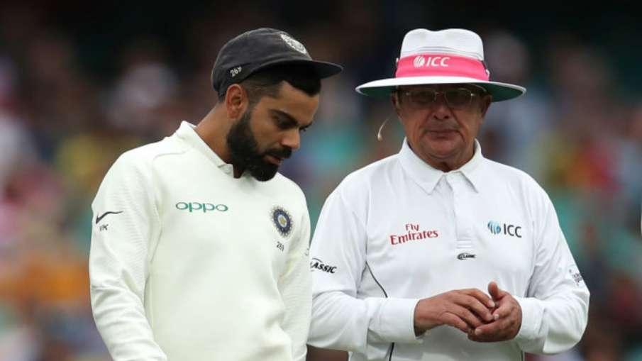 Virat Kohli, Ian Gould, cricket news, latest updates, Sachin Tendulkar, elite umpire, ICC rankings, - India TV Hindi