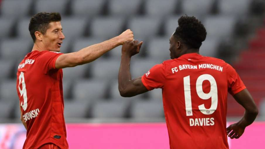 Bundesliga,Bayern Munich,Fortuna,football- India TV Hindi