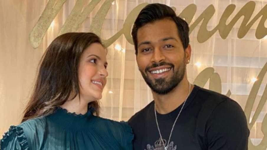 Hardik Pandya and Natasha - India TV Hindi