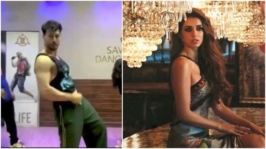 दिशा पाटनी ने टाइगर श्रॉफ के शानदार डांस की तारीफ की- India TV Hindi