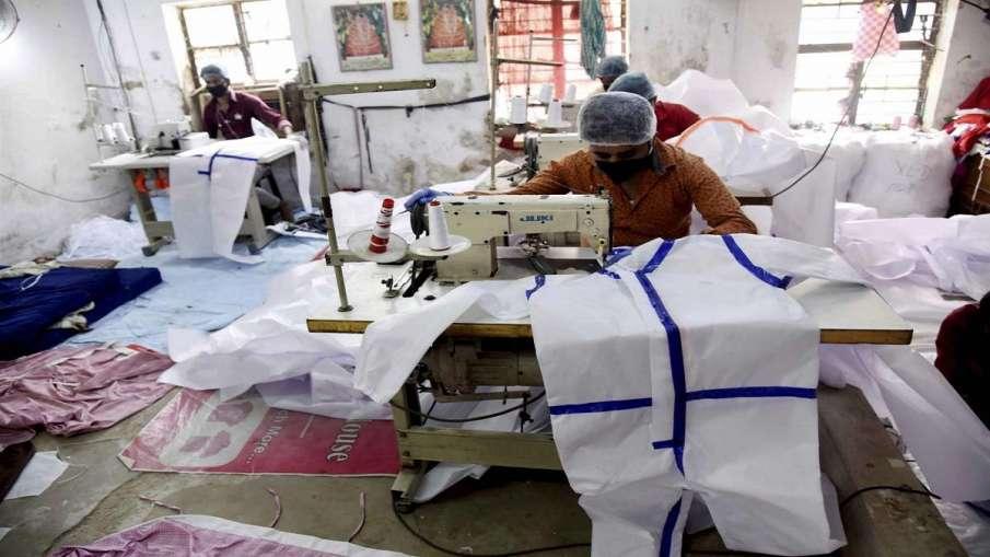 India, PPE kit, china- India TV Hindi