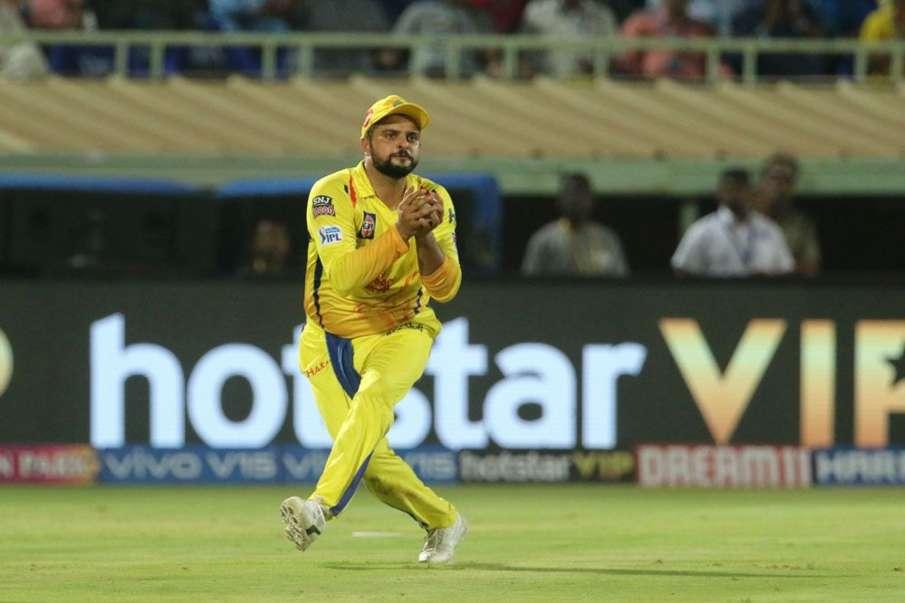 सुरेश रैना ने चेन्नई...- India TV Hindi