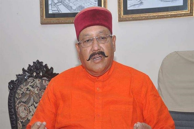 Satpal Maharaj- India TV Hindi
