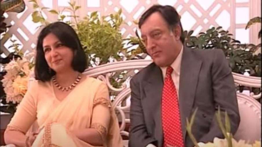 sharmila tagore and mansoor ali khan pataudi- India TV Hindi