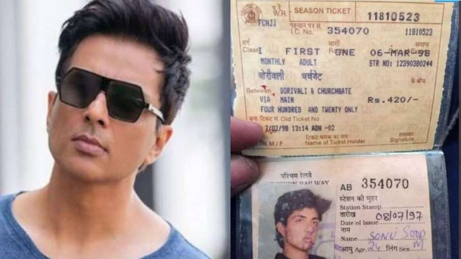 sonu sood train pass- India TV Hindi