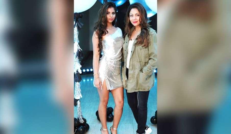 gauri khan shares daughter suhana- India TV Hindi