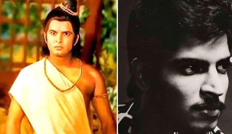 रामायण के लक्ष्मण यानि सुनील लहरी ने शेयर की अनदेखी फोटोज- India TV Hindi